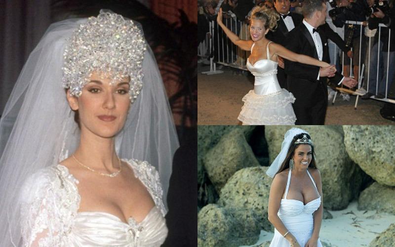Sudeley castle celebrity wedding hair
