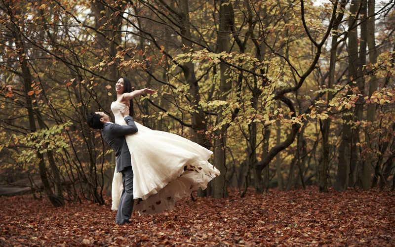 Forget Summer A Guide To Autumn Wedding Ideas Wedding Journal