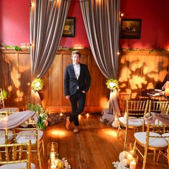 Beleek Castle Wedding Ceremony