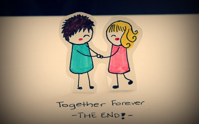 together forever the end