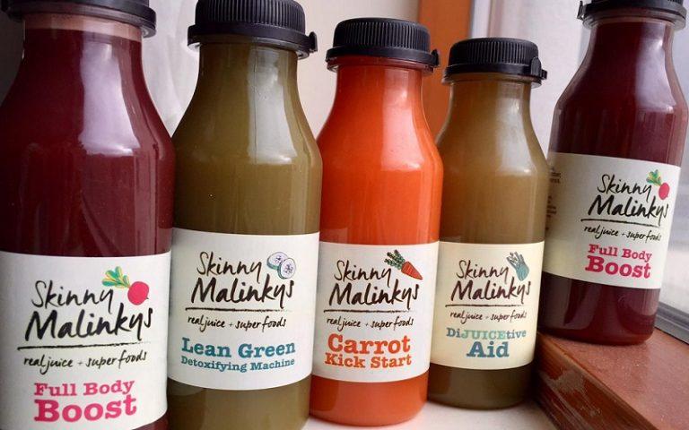 skinny malinky juice cleanse