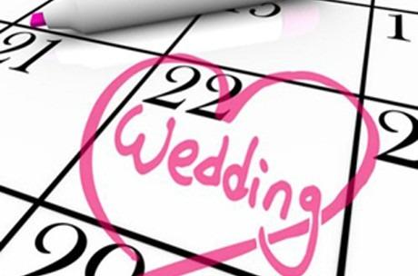 Wedding Calender