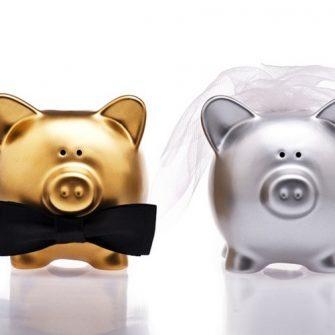 wedding pigs
