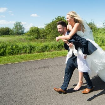 Real Irish Wedding - Lisa Moorhead and Bjorn Walker