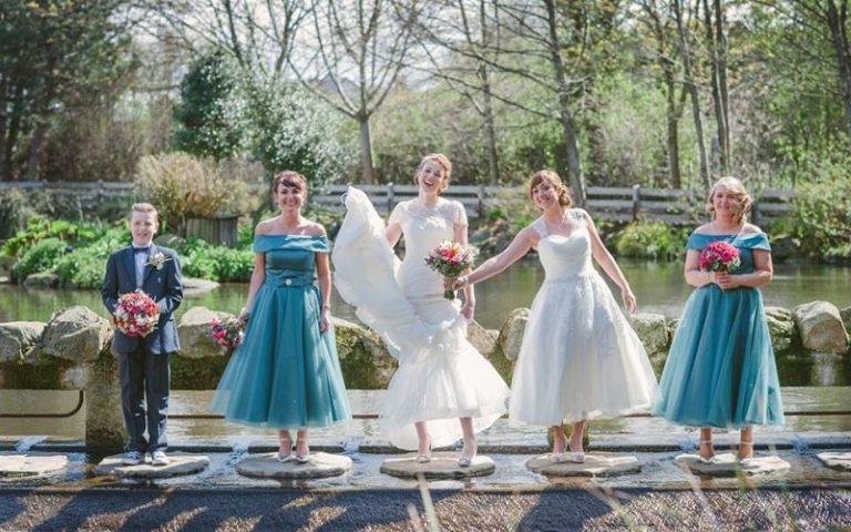 Real Irish Wedding 2 brides