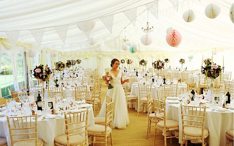 Make Mine A Marquee Wedding
