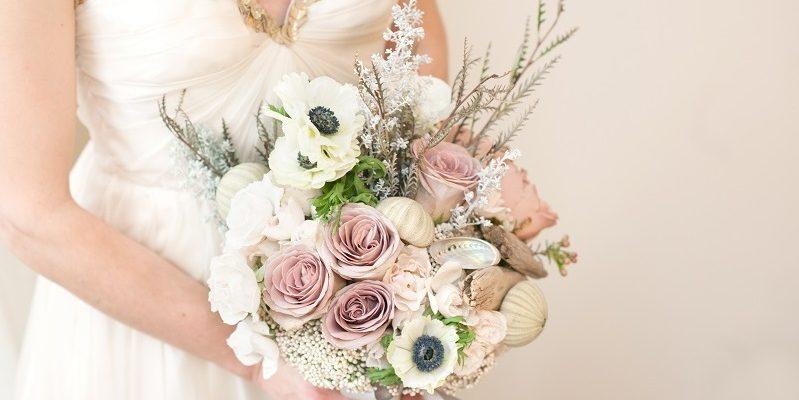 wedding stationery & flower seaside (2)