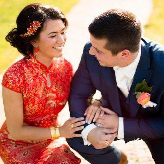 Real Irish Wedding - Rachael Hung and Lee Smith