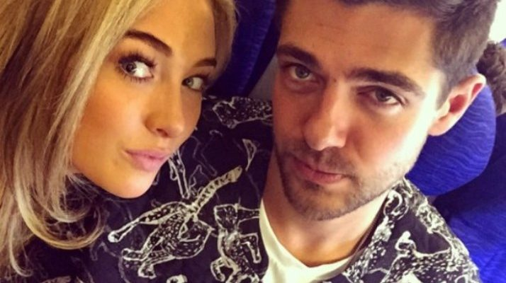 Nicola Hughes and Alex Mytton Anniversary in Disney World