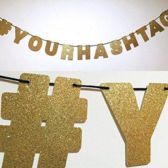 #weddingtrend Hashtag