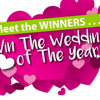 Win a £/€25,000 wedding winners