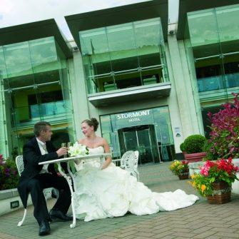 Stormont-Wedding