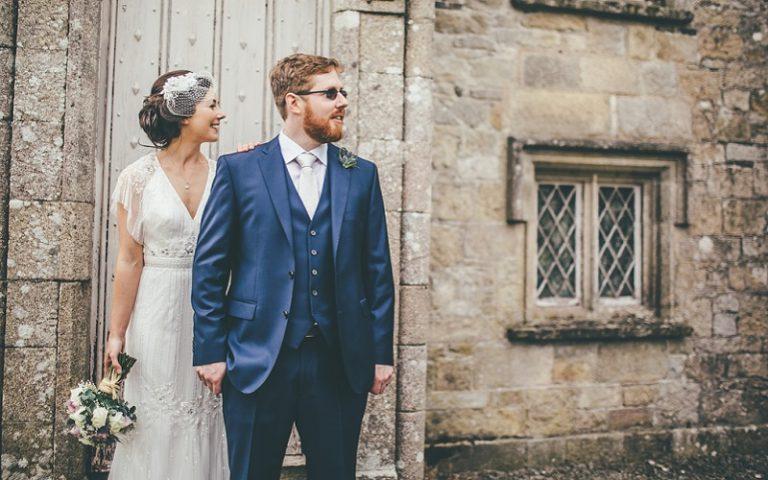 Real Irish Wedding - Thelma Cantlon and David Murtagh