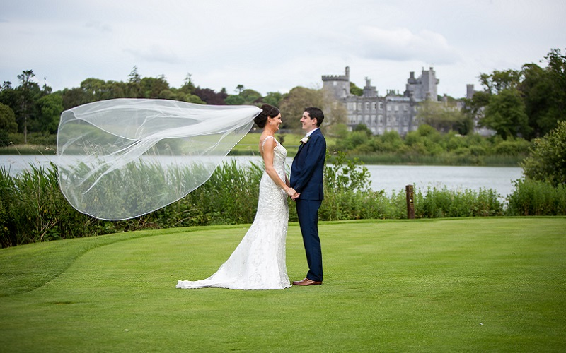 Real Irish Wedding - Cliona O'Connell & Brian Calnan