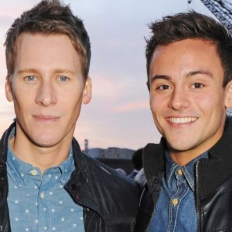 tom daley engaged