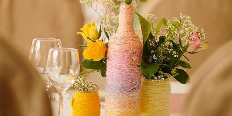 How to upcycle your wedding venue