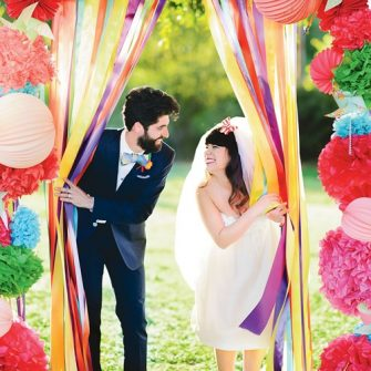 wedding decor DIY