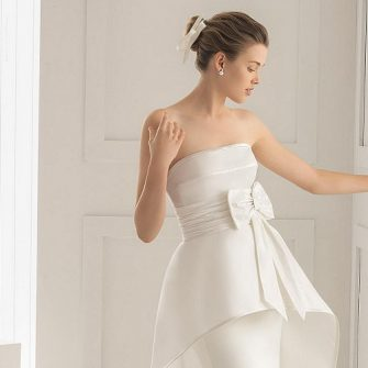 Top Peplum Wedding Dresses To Suit Your Shape