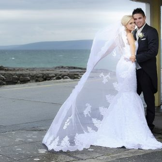 Real Irish Wedding - Gráinne Larkin & Robert Coloe