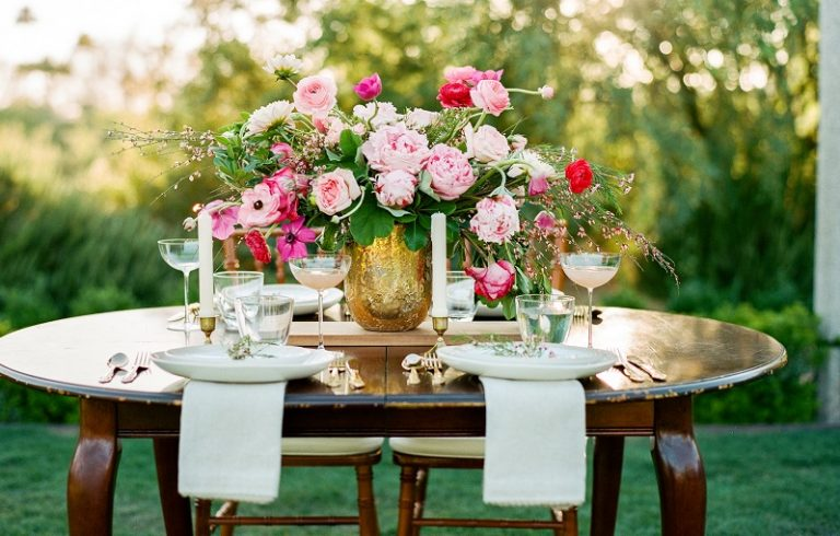 wedding inspiration - flowers 1