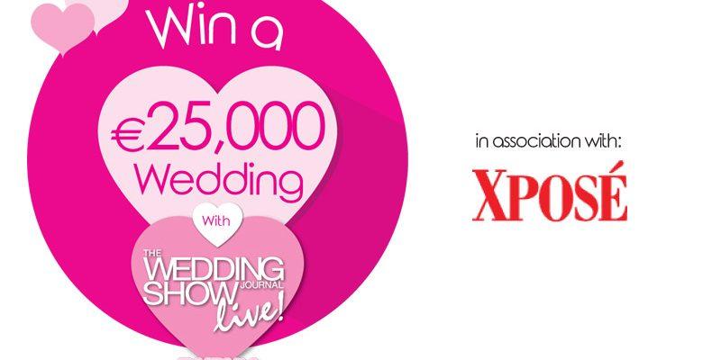 Win a €25,000 wedding Dublin