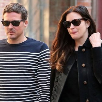 Liv Tyler confirms she is engaged and shows off her ring