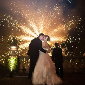 How to have a magical fireworks display at your wedding