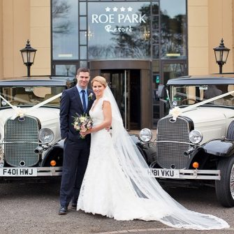 Roe Park Resort Bridal Open Day