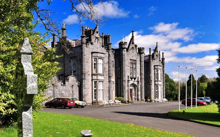 Belleek Castle is a dream wedding venue...