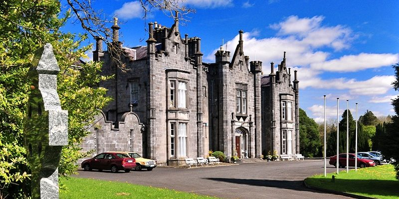 Belleek Castle is a dream wedding venue...