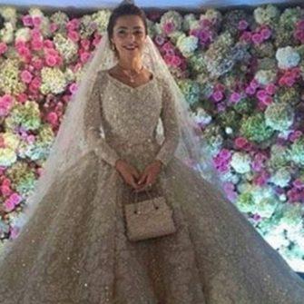 billionaire's wedding