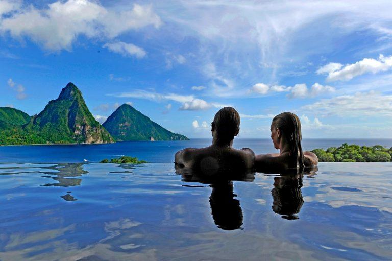 honeymoon in st lucia 2