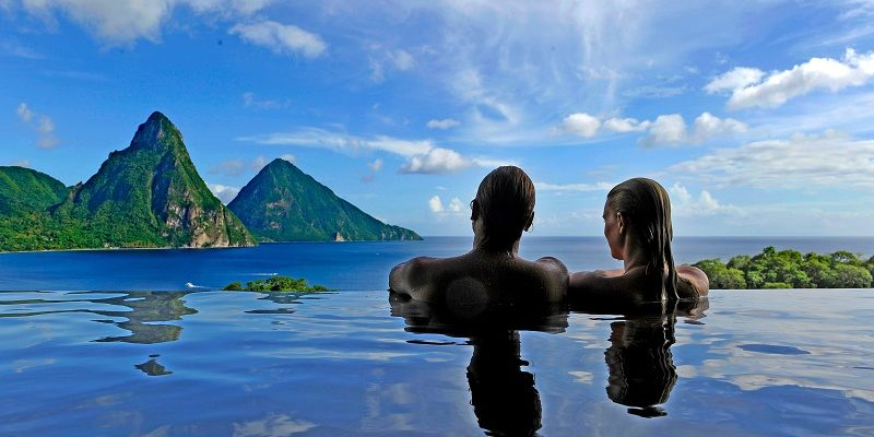 honeymoon in st lucia 2