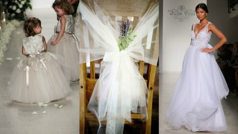tulle wedding day 9
