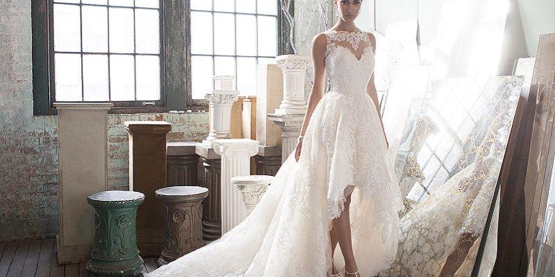 asymmetrical wedding dresses 10