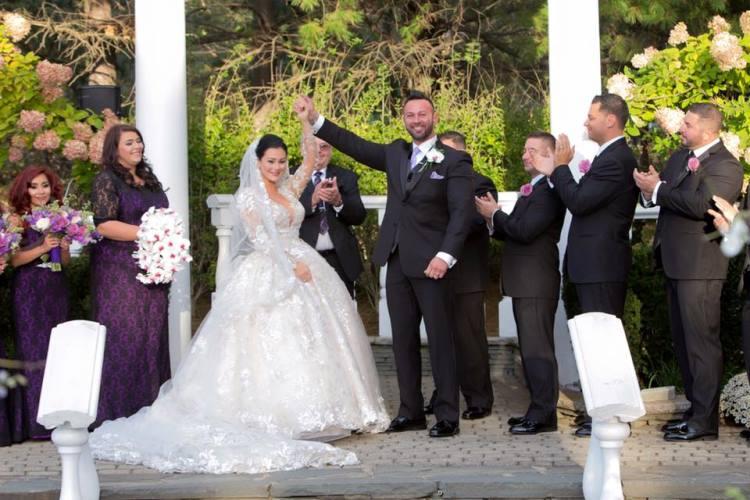 JWOWW MTV geordie shore wedding video