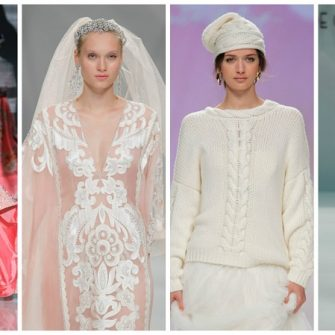 Barcelona Bridal week trends