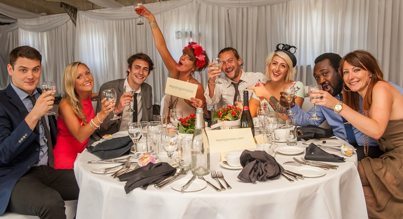 how to rock being single at wedding