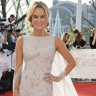 BAFTA bridal inspiration