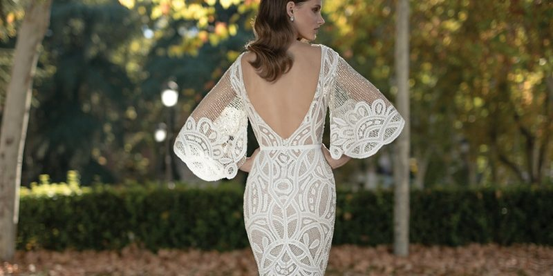 wedding dress sleeves 7