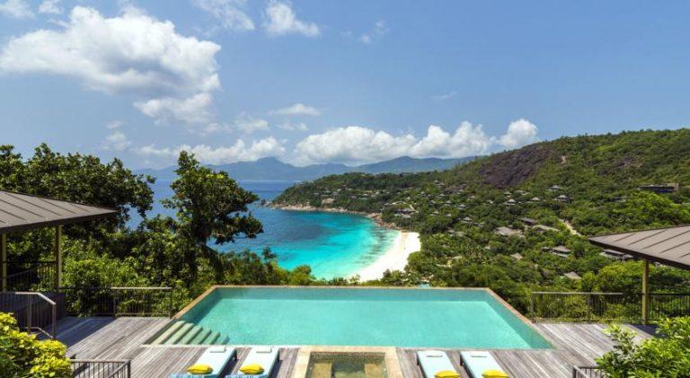 Honeymoon Four Seasons Seychelles