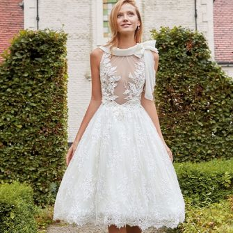 short wedding dresses 11