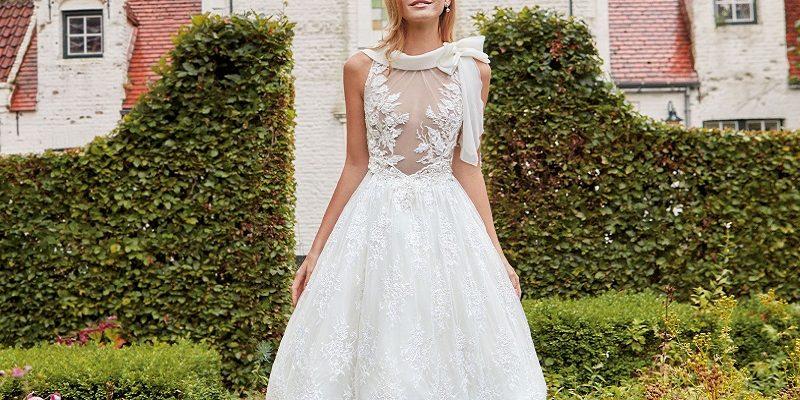 short wedding dresses 11