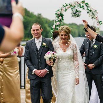 Lusty Beg wedding