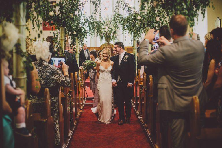 Castle Leslie Estate wedding 13
