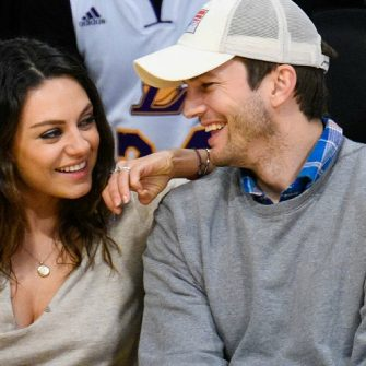 mila kunis wedding ring