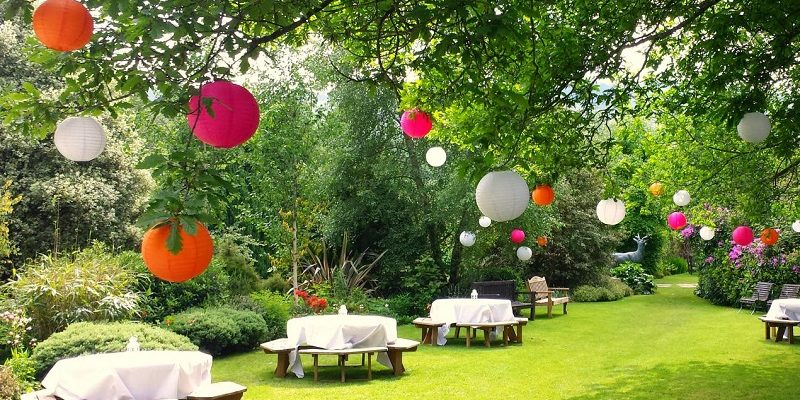 Outdoor Irish Wedding Venue 11