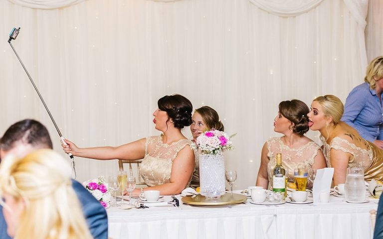 wedding top table 7