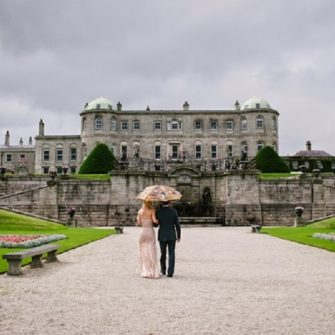 Powerscourt House, a fairytale wedding venue in ireland