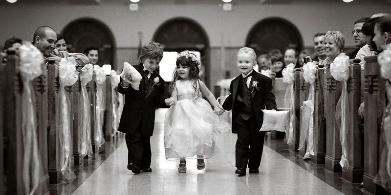 Kid friendly Irish wedding venue 8